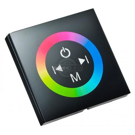 Sterownik RGB z panelem dotykowym, 12/24V DC, 96/192W
