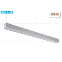 Lampa NULAMP INTER W 100cm, 44W, 4800lm, 5000K, Ra85
