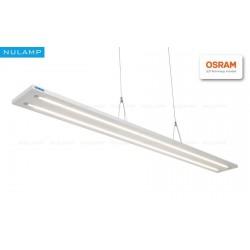 Lampa NULAMP UDESIGN W DOUBLE WHITE 200cm, 72W, 6680lm, 3000K, Ra80