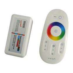 Sterownik RGB radiowy dotykowy RF18A 2.4Ghz