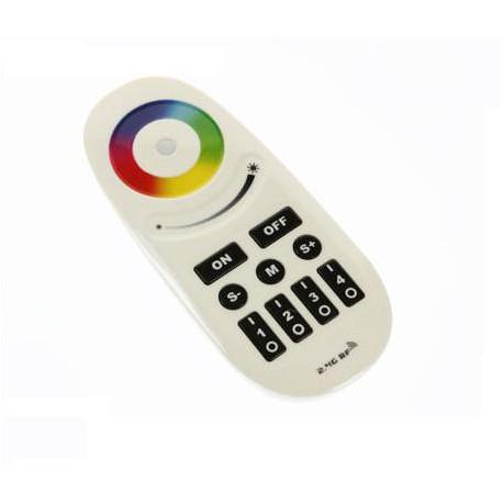 PILOT RF 2.4G 4-strefowy RGB   RGB+W