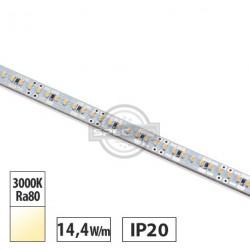 Listwa LED OSRAM 14,4W/m, 1490lm/m, 24VDC, IP20, 3000K, 0,96m, gwarancja 3 lata