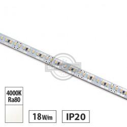 Listwa LED OSRAM 18W/m, 1870lm/m, 24VDC, IP20, 4000K, 0,96m, gwarancja 3 lata