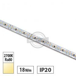 Listwa LED OSRAM 18W/m, 1800lm/m, 24VDC, IP20, 2700K, 0,96m, gwarancja 3 lata
