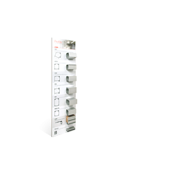 Plansza nr 3 (30 x 100cm) do oświetlenia LED