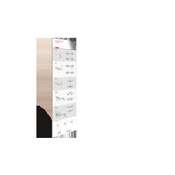Plansza nr 7 (30 x 100cm) do oświetlenia LED