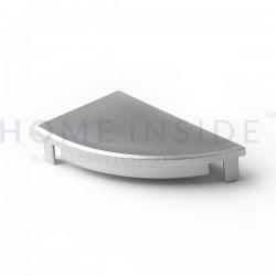 Zaślepka KOPRO 30 - L MET (prawa), do oświetlenia LED