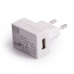 Zasilacz MW GS05E-USB 5V 5W