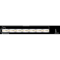 Listwa LED HQ-120E3 12V 9.6 W/m