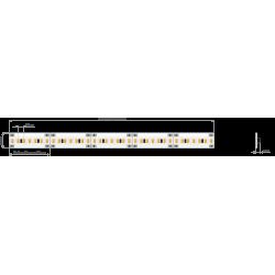 Listwa LED HQ-210E3 24V 9.6 W/m